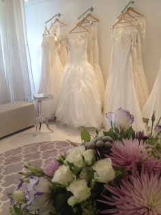 New boutique interiors at White Lily Couture