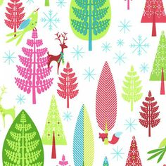Hey, I found this really awesome Etsy listing at https://www.etsy.com/listing/234477719/festive-forest-collection-by-tamara-kate