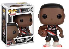 POP! NBA: Damian Lillard