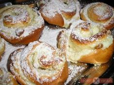 Winter Food, Sweet Bread, Doughnuts, Cake Cookies, Cupcakes, Bread Baking, French Toast, Food Photography, Dessert Recipes