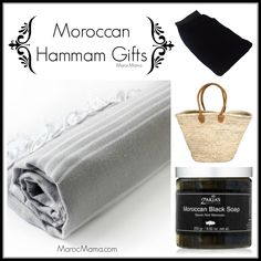 Give the gift of relaxation this year with hammam gift sets and spa pieces!