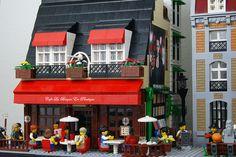 Lego Parisian Cafe | Flickr - Photo Sharing!