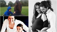 Genelia and Riteish Deshmukh welcome their second baby boy today