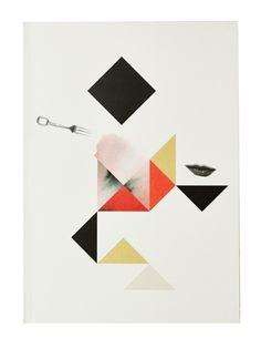 Stilleben notebook by All the way to Paris - buy at StillebenShop.com - Design goods netshop
