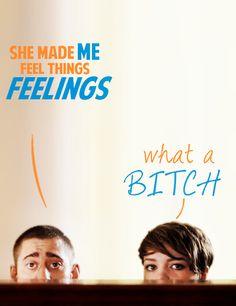 hahahaha Tom and Alex