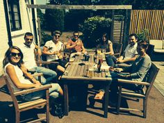 Just another day of beautiful sunny weather for the Paycircle team here in Ascot.
