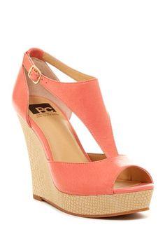 BC Footwear Lickety Split Wedge Sandal on HauteLook