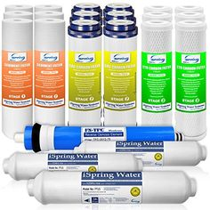 iSpring F2275 3Year Filter Replacement Supply Set For 5Stage Reverse Osmosis Water Filtration Systems >>> Want to know more, click on the image.