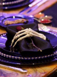 una idea muy original si vas a festejar tu boda en #Halloween