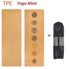 Use the Code 'CC19' to get a 25% DISCOUNT till end May 2020.  Play your Part... Green your Cart. 🐝 183X68cm Natural Cork Yoga Mat $45.58. Efficient Service and Free Worldwide Shipping. ✈️✈️✈️ #green #greenliving #ecofriendly #lifestyle Sport Mat, Pilates Workout, No Equipment Workout, Fun Workouts, Cork, Play, Lifestyle, Natural, Fitness