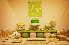 Pea in the Pod Guest Dessert Table + Ask Amy « SWEET DESIGNS – AMY ATLAS EVENTS