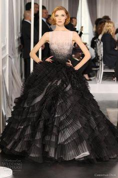#ChristianDior Haute Couture 2012 #Dior