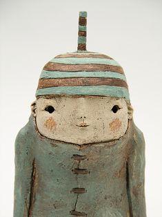 anne-sophie gilloen sculpture céramique contemporaine | SCULPTURES