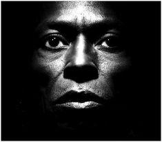Miles Davis par Irving Penn