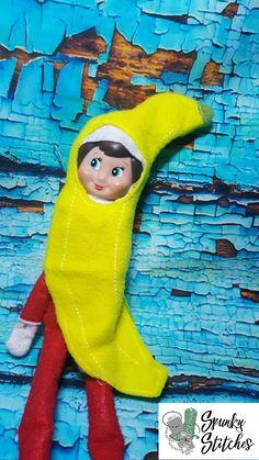 Banana Elf