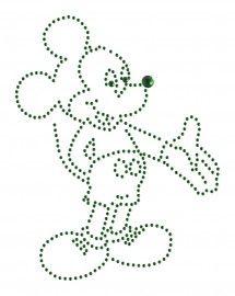 mickey tadaa | Mouse/Goofie/Pluto/Minnie | glittermotifs