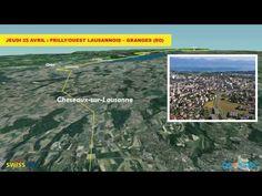 Tour de Romandie 2013 - présentation des villes étapes