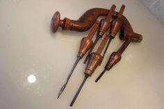 Dutch Wooden Brace with Many Pods   eBay