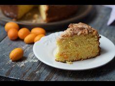 Bizcocho esponjoso con Kumquats (quinotos) - YouTube Kumquat Tree, Cornbread, Banana Bread, Muffin, About Me Blog, Pie, Make It Yourself, Cooking, Breakfast
