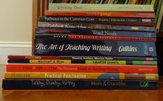 10 books to make you a better writing teacher.