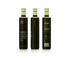 Depla | Oleagreca Olive Oil by Chris Trivizas, via Behance