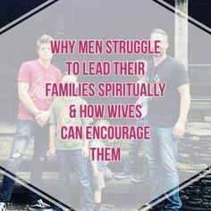 How Wives Can Encourage Their Husbands to Be a Spiritual Leader. This is a crucial topic for all married couples. Encouragement, Spirituality, Marriage, Husband, T Shirts For Women, Married Couples, Ministry, Image, Mariage