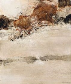 ZAO WOU-KI | Asian 20th Century & Contemporary Art Auction | 20th Century, Paintings | Christie's