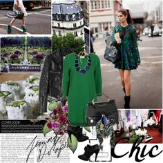 Chic, created by netrobe on Polyvore