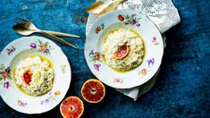 Eating Well, Risotto, Plates, Breakfast, Tableware, Food, Licence Plates, Morning Coffee, Dishes