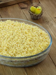 Nikol Od Kuchni: Sałatka Mimoza
