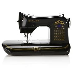 NEED!!! (Singer® 160 Anniversary Edition Sewing Machine at HSN.com)