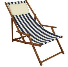 Jan Kurtz - Rimini Liegestuhl | Liegen | Pinterest | Seat cushions ...