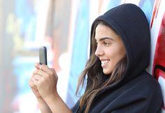 Snapchat øker i popularitet