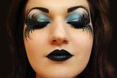 fotos curiosas, carnaval, carnaval de cadiz, disfraces, efectos maquillaje, maquillaje carnaval, maquillaje halloween