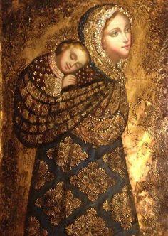 Madonna of Peru