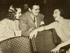 Carole Lombard Clark Gable Fanny Brice