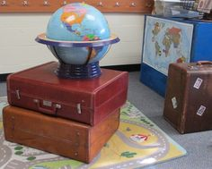 Going Places with a Journey-Themed Classroom | Scholastic.com
