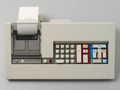 Uhrmacher Alte Berufe Taschenrechner Jahrgang Olivetti Logos 7 Design Mario Bellini 1978