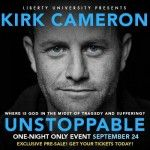 Facebook blocks links, posts for new Kirk Cameron film 'Unstoppable,' saying it's 'spammy' - The Global Dispatch