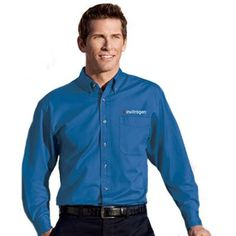 Ez corporate clothing offers custom logo embroidery on men for Company shirts with logo no minimum