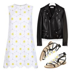 Daisy by kels-x on Polyvore featuring Dolce&Gabbana, Yves Saint Laurent and Kate Spade