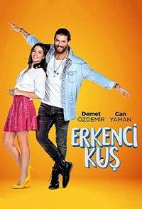 Erkenci Kus (English: Early Bird) is a Turkish drama series broadcast on Star TV. The show premiered on June It stars Demet Ozdemir as Sanem Soysal. Drama Tv Series, Series Movies, Movies And Tv Shows, Turkish Men, Turkish Actors, Tv Show Workouts, The Image Movie, Audio Latino, Hd Movies Online