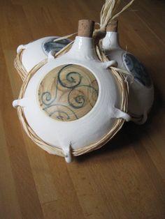 Cantimplora de porcelana, Alfarería y cerámica, Botijos