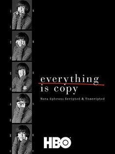A candid portrait of writer/director Nora Ephron, directed by her son, journalist Jason Bernstein. Nora Ephron, Amazon Instant, Instant Video, The Lives Of Others, Filmmaking, Candid, Documentaries, Writer, Portrait