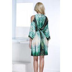 Baccio Couture Monique Silk Short