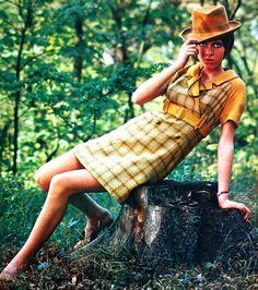 Regina fashion, September 1967