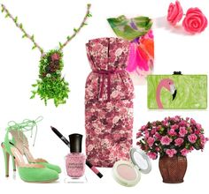 Saturday Styleboard - Spring Garden