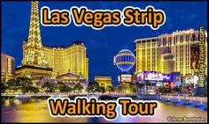 Las Vegas Strip Walking Tour