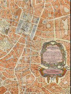Somewhere Anywhere Map >>> Hmmm, interesting. I could definitely draw or paint something along these same lines...