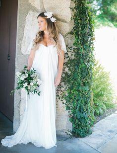 Tendance Robe du mariée 2017/2018  flowy wedding dress